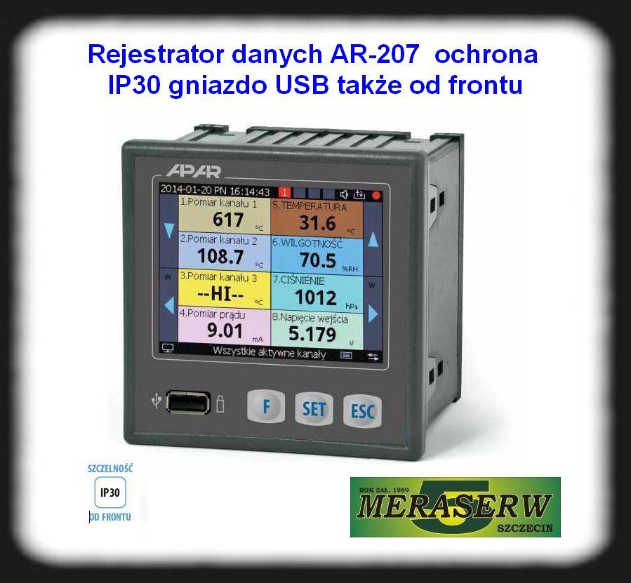AR207 IP30