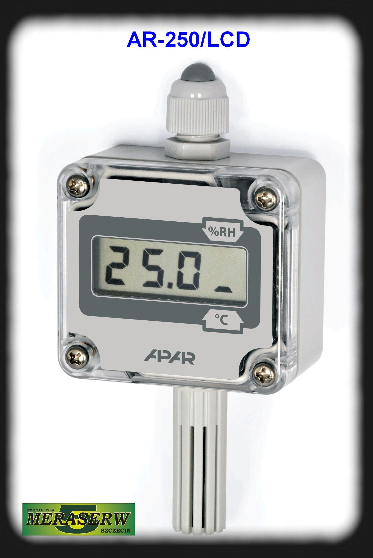 AR250/LCD