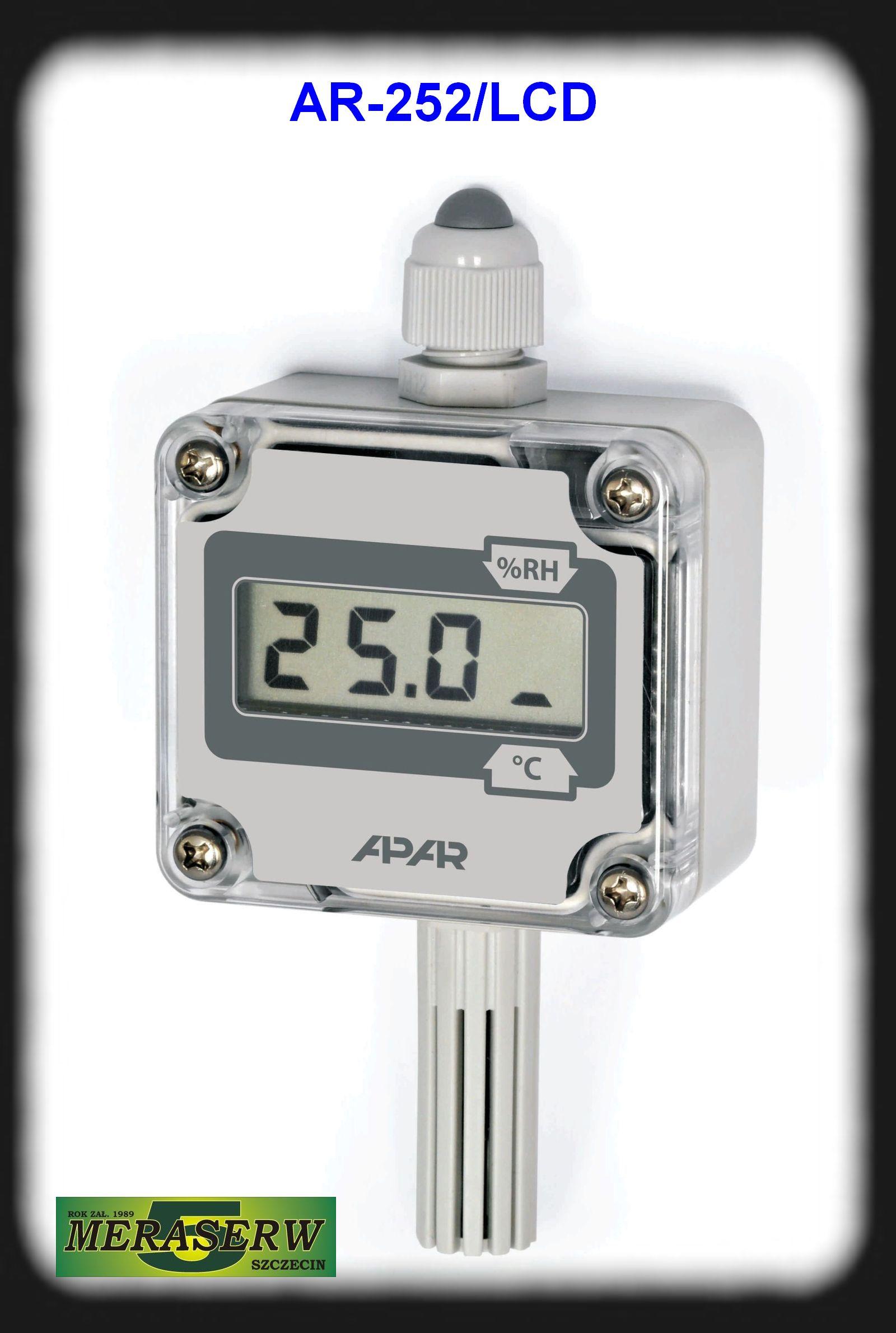 AR252/LCD