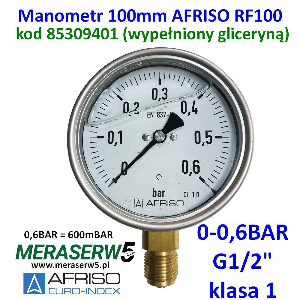 RF100  0,6BAR